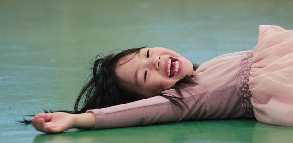 Ingrid Olterman Dans - Skapande skola