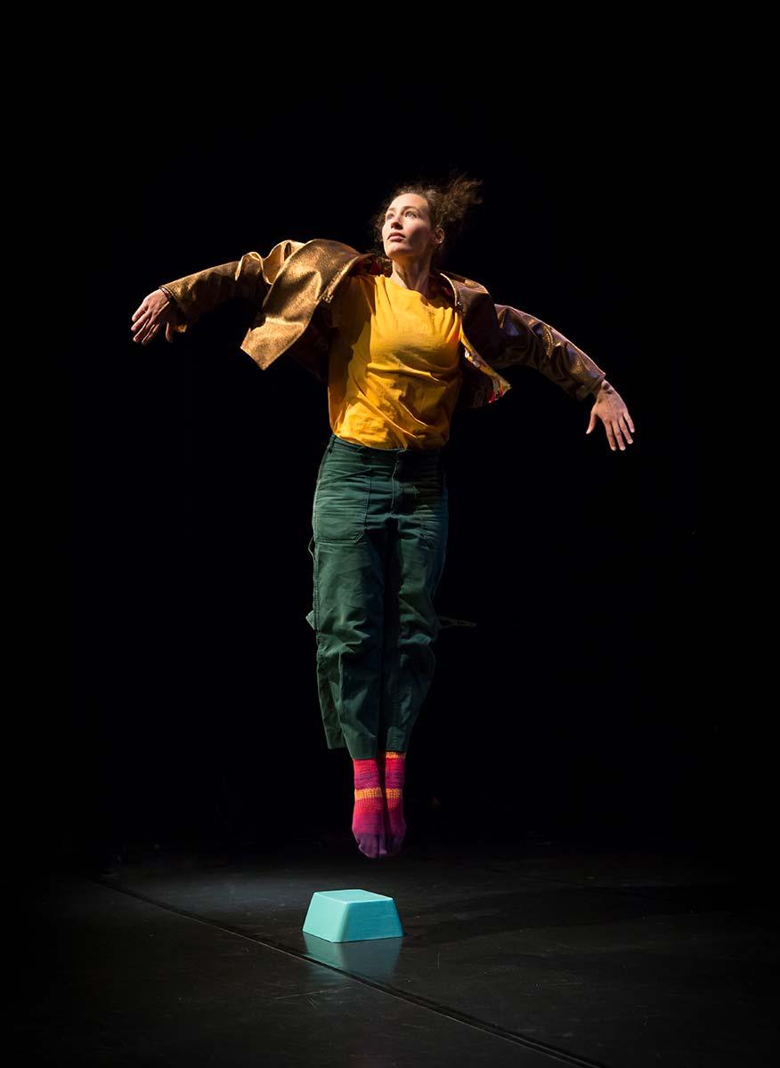 Ingrid Olterman Dans